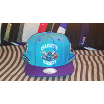 Gorra Mitchell And Ness Charlotte Hornets Snapback