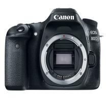 Camara Reflex Canon Eos 80d Body 24mp Full Hd Wifi