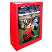 Álbum Os Carros Vermelho 15x21- 200 Fotos + Brinde Especial