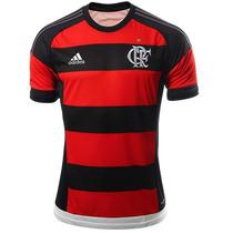 Playera Jersey Local Cr Flamengo 15/16 Hombre Adidas S12957