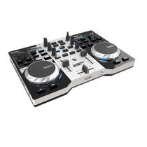 Consola Hercules Dj Instinct + Placa De Sonido +envio Gratis