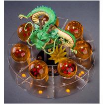 Base De Acrilico Para Exhibición De Esferas De Dragon Ball Z