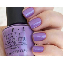 Esmalte O.p.i A Grape Fit! 15 Ml
