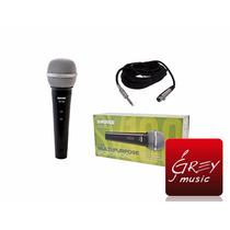 Micròfono Profesional Shure Sv100 Vocal Con Cable