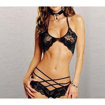 Sexy Mini Bikini Brasileño Unitalla Encaje Spandex Sensual