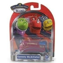 Chuggington Locomotora Speedy Mcallister