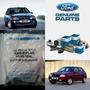 Gomas De Valvula Ford Fiesta Balita 2001 Al 2003 Original