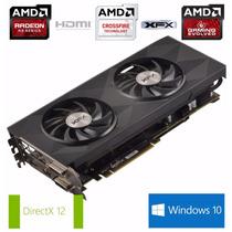 Video Radeon R9 390 8gb Ddr5 Gamer 4k 3d Dx12 +q Gtx970 290