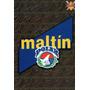 Barajita Nacional Lineup Con Logo De Maltin Polar