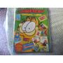Carpeta Album Clasificador Tarjetas Garfield Vacio