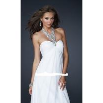 Vestido Americano La Femme Novias. Solo Talla M. Liquidacion
