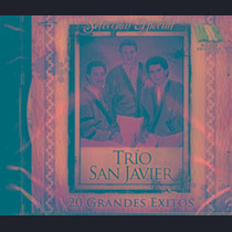 Cd San Javier Trio Seleccion Especial / 20 Grandes Exitos Nu