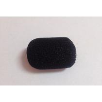 Espuma Microfone Fone De Ouvido Headset Headfone 30mm