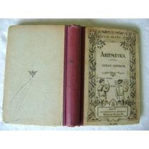 Aritmetica, Curso Superior. G.m. Bruño. $390