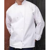 Chaquetas Filipinas Para Chef, Cocineros, Ayudantes Cocina