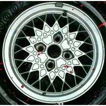 Rin 14 Aluminio Mercury Ghia Topaz 91 94 Todos Los Modelos