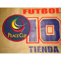 Parche Copa Paz Futbol