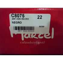 Zapatos Marcel Cuero Nene N°22 Nuevos!!
