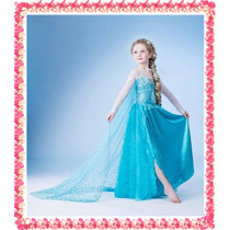 Vestido Frozen