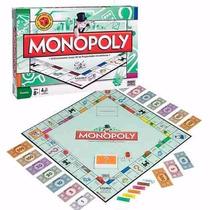 Monopoly Clasico Original Juego De Mesa - Jugueteria Palermo