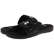 Sandalias Under Armour Ua,negras,deportivas,adidas,nike