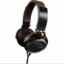 Auriculares Sony Mdr-xb600 Extra Bass Nuevos Plegables!