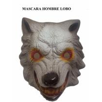 Mascara De Lobo Dia De Muertos