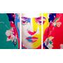 Cuadros Triptico Frida Kahlo Arte Decoración