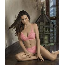 Conjunto Belen 6070 Mujer Sexy Erotico Puntilla Sin Aro Sale