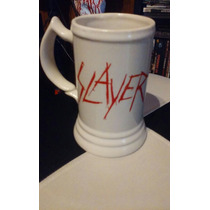 Chop De Birra De Slayer Doble Imprecion