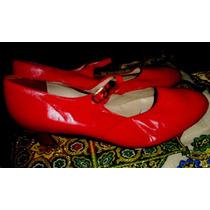 Zapatos Nº42 Baile Españoles Casca Nueces