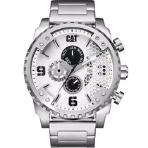Cat Watches Grid 52mm Acero Grande Sc14911221 Diego Vez