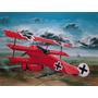 Revell 04744 Fokker Dr. I Richthofen Escala 1:28