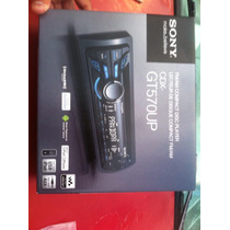 Estereo Auto Sony Cdx G1050u