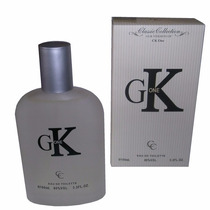 Perfume Gk One Caballero Colonia Original Calvin Klein 100ml