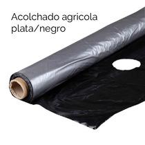 Acolchado Agricola 1.20 X 915 C.90 Plata/negro