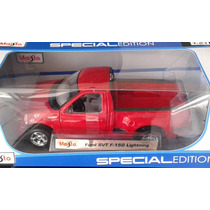 Camioneta For Lobo F 150 A Escale 1:21 Colletion De Maisto
