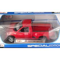 Camioneta For Lobo F 150 A Escale 1:21 Colletion De Maisto