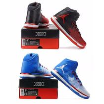 Botas Nike Air Jordan Xxxi 31 Zapatilla Tenis Originales