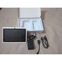 Tablet 7 Regalo Santa, Perfecto Estado, Soporta Micro Sd