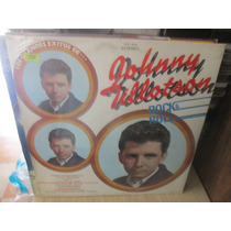 Rock Inter, Johnny Tillotson, Lp 12 Disco Nuevo ---