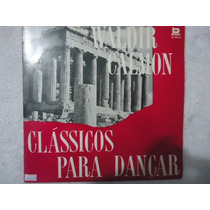 Disco Vinil Lp Waldir Calmon Clássicos Para Dançar