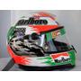 Pintura Personalizada Para Seu Capacete - F1 Formula 1 Kart