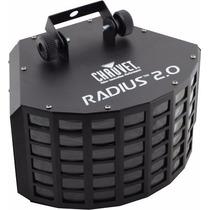 Led Radius 2.0 Bivolt Chauvet Multi Raio De Sol Quad Derby
