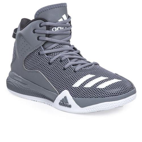77293852 Zapatillas adidas De Basquet Dt Bball Mid G - $ 3.655,41 en Mercado Libre