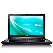 Notebook Gamer Msi Intel I5 8gb 940mx 2gb W10 12 Cuotas