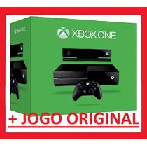 Console Microsoft Xbox One 500gb + Kinect + Jogo Original