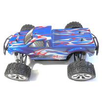 Automodelo Controle Fs Mini Monster 1/18 Elétrico 2.4ghz Rc