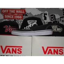 Zapatillas Vans Mod Authentic!!! 100% Original! Vs Colores!!