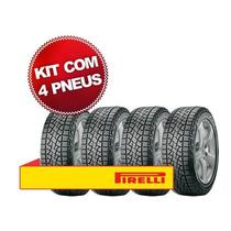 Kit Pneu Pirelli 245/70r16 Scorpion Atr 111t 4un - Sh Pneus
